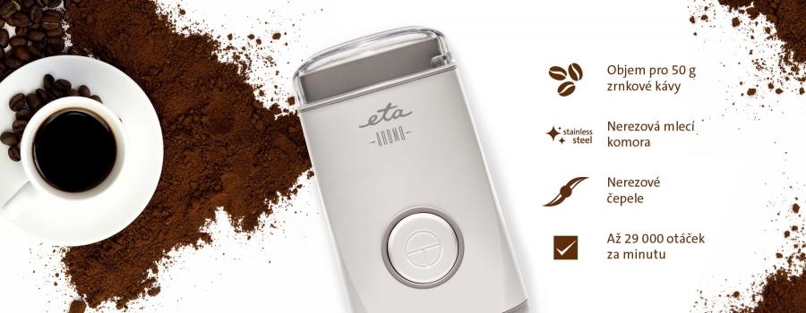 Kávomlýnek ETA Aromo 0064 90000 bílý-BANNER1