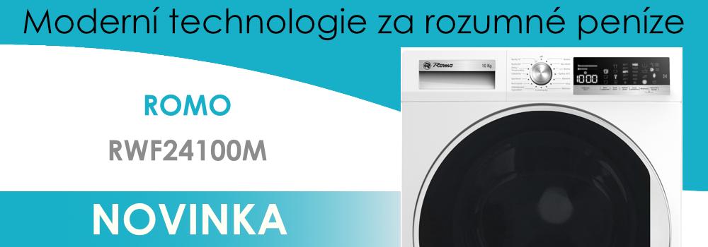 Pračka ROMO RWF24100M