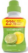 Sirup Lemon Lime VELKÝ 750ml SODASTREAM
