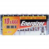 BAT FP ALK LR03/10 10xAAA ENERGIZER
