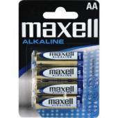 LR6 4BP ALK 4x AA (R6) MAXELL