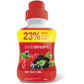 Sirup Red Berry Velký 750ml SODASTREAM