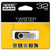 USB FD 32GB TWISTER USB 2.0 GOODRAM