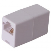Spojka UTP kabelů RJ45F/RJ45F LOGO
