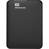 HDD 750GB USB3.0 BK Elements WD