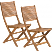FDZN 4012 Skládací židle 2 ks FIELDMANN