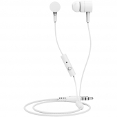 303621 SPECTRUM EARPHONE WHITE MAXELL