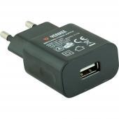 YAC 2003BK USB Nabíječka 1000 mA YENKEE