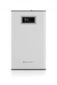 Power Bank GoGEN 8000 mAh, display (PBD 80005 WB) černá/bílá