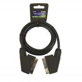 AV kabel SCART - SCART 1,5 m SL2001