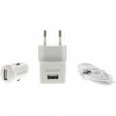 SCO 515-000WH USB KIT 1M/WALL/CAR SENCOR