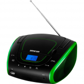 SPT 1600 BGN RADIO S CD/MP3/USB SENCOR