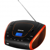 SPT 1600 BOR RADIO S CD/MP3/USB SENCOR
