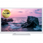 24W1764DG HD TV T2/C/S2 WHITE TOSHIBA