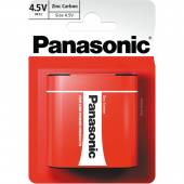 Baterie 3R12 1BP 4,5V Red zn PANASONIC