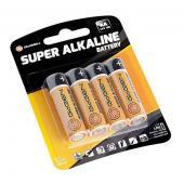 Baterie AA GoGEN SUPER ALKALINE AA, LR06, blistr 4ks