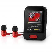 MP3/MP4 PLAYER SENCOR SFP 7716 BK 16GB