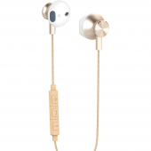 Sluchátka YENKEE YHP 305GD s mikrofonem do uší