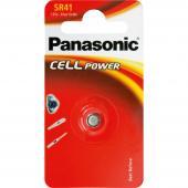 Baterie 392/384/SR41 1BP Ag PANASONIC