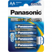 Baterie AA LR6 4BP Evolta alk PANASONIC