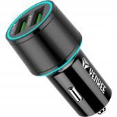 YAC 2136 USB Autonabíječka QC 3.0 YENKEE