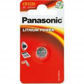 Baterie CR-1220 1BP Li PANASONIC