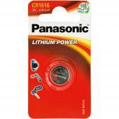 Baterie CR-1616 1BP Li PANASONIC
