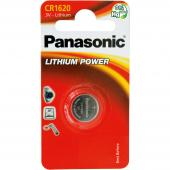 Baterie CR-1620 1BP Li PANASONIC