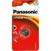 Baterie CR-1632 1BP Li PANASONIC