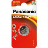 Baterie CR-2016 1BP Li PANASONIC