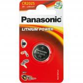 Baterie CR-2025 1BP Li PANASONIC