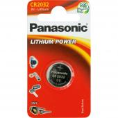 Baterie CR-2032 1BP Li PANASONIC