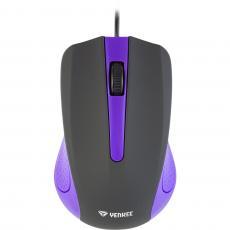 YMS 1015PE Myš USB Suva fialová YENKEE.jpg