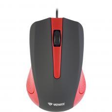 YMS 1015RD Myš USB Suva červená YENKEE.jpg
