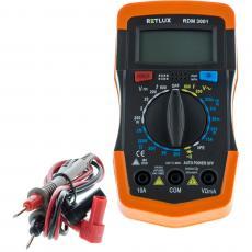 RDM 3001 Digitální multimetr RETLUX -1.jpg