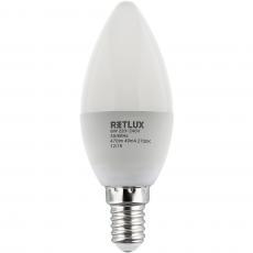 RLL 259 C35 E14 svíčka 6W WW    RETLUX-1.jpg