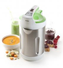 Automatický polévkovar s funkcí marmelády - DOMO DO705BL 1.jpg