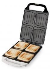 Rodinný sendvičovač XXL - DOMO DO9064C, 4 x sendvič